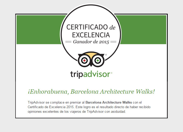 BAW Wins Certificate Of Excellence 2015